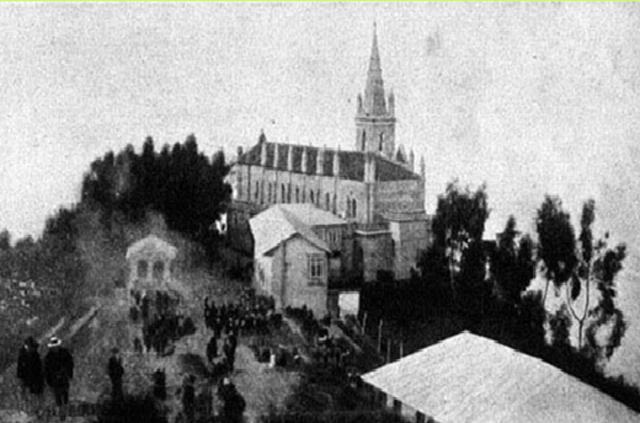 Diseño de la nueva Iglesia