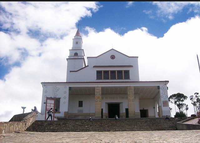 Santuario de Monserrate en la Actualidad