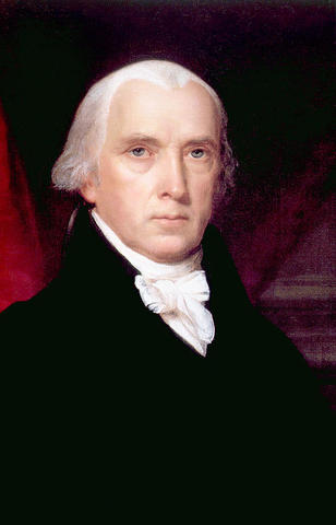 what did james madison do during his presidency