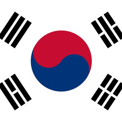 South Korea timeline
