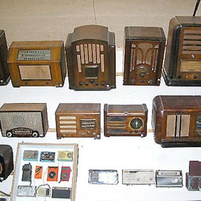 Evolución de la Radio timeline