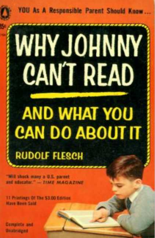 The Effects of the 1950s-1990s Return to Phonics