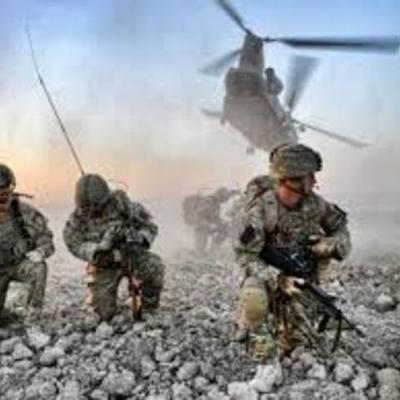 War on Terror 2001-Present timeline