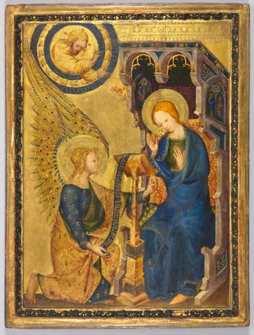 The Annunciation (1380s, Netherlands/France)