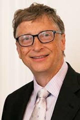 Bill Gates marco la gran era carta abierta a los aficionados, para poder compartir.
