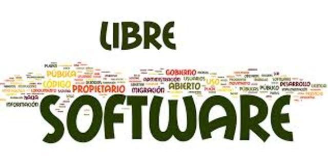 2009 A la actualidad han surjido muchos mas cambios y mejoras en los softwares libres, facilitando el uso y adquicicion de los usuarios.