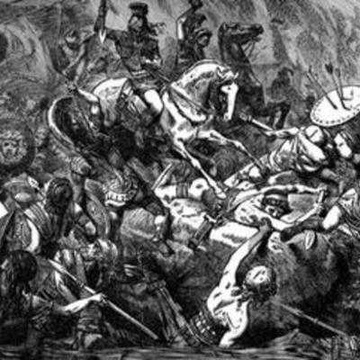 The Trojan War by Myrka Vazquez timeline