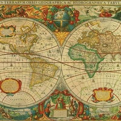 World History A Final Project timeline