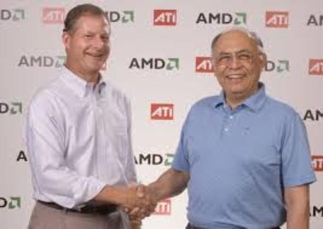 Se funda AMD