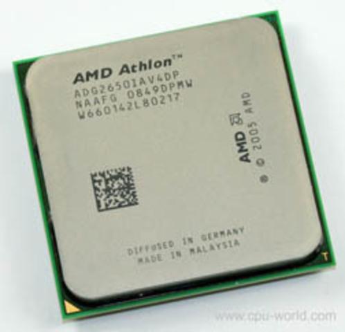Plataforma multiprocesadores AMD