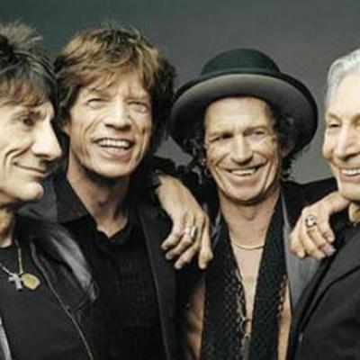 THE ROLLING STONES .... timeline