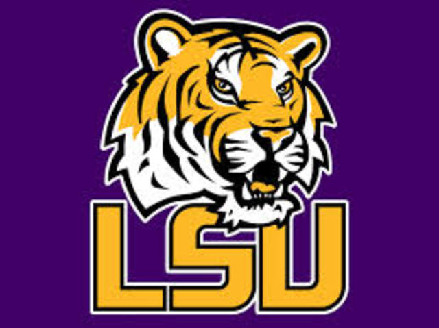 Graduated from LSU!