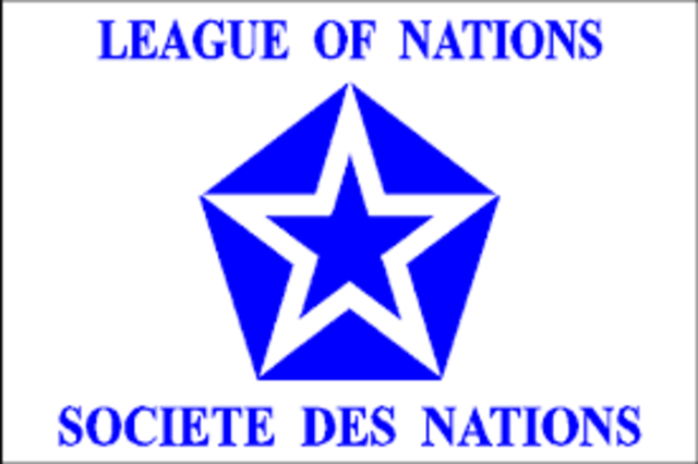 The Creation of the League of Nations