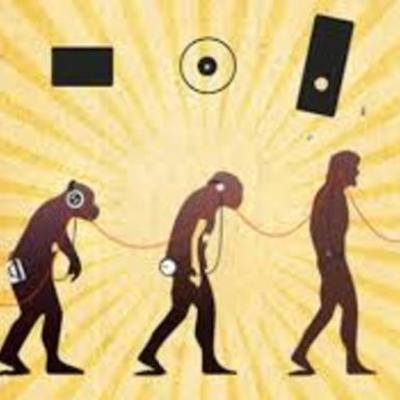 evolución de la musica timeline