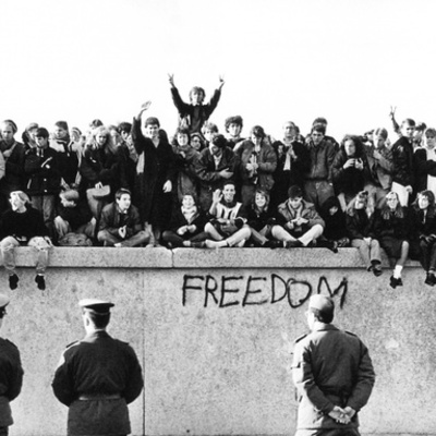 The Berlin Wall timeline