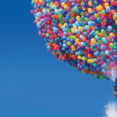Timeline for the movie UP
