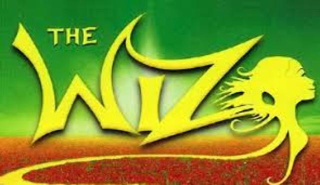 When i performed in the wiz