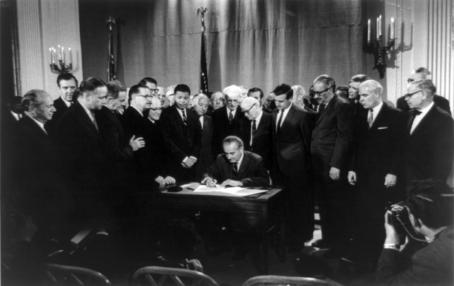 The Civil Rights Act of 1968