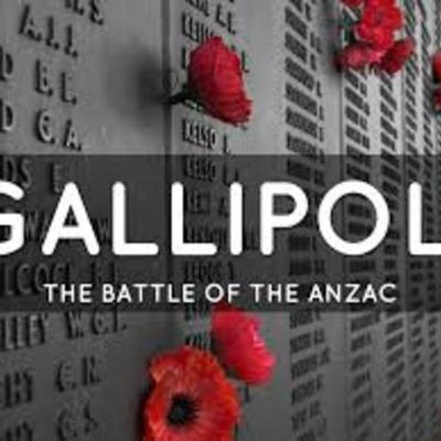 Gallipoli & Jim Martin timeline