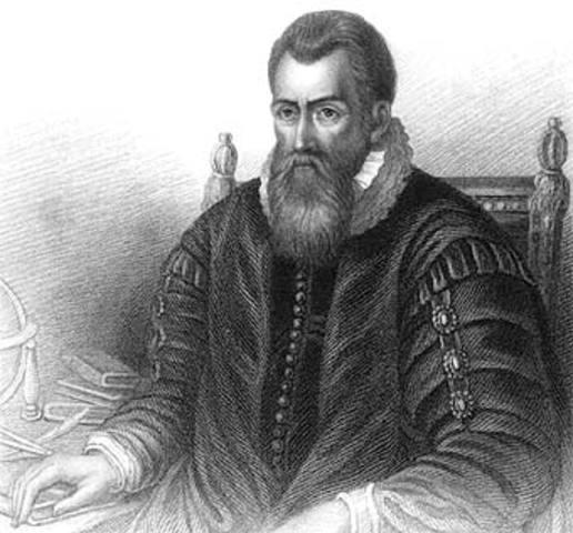 Napier inventó los logaritmos