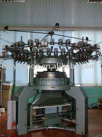 Jacquard creo una maquina de tejer programable