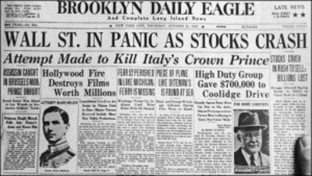 1930 - Crecimiento masivo de IBM durante la Gran Depresión.
