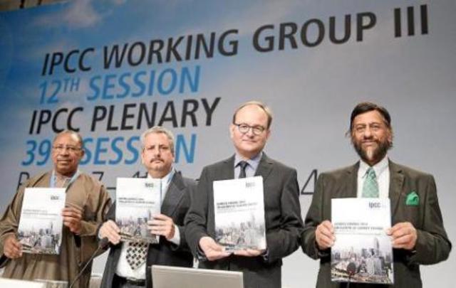Se crea el Grupo Intergubernamental de Expertos sobre el Cambio Climático