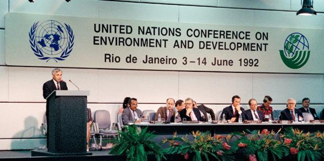 Cumbre en Río de Janeiro