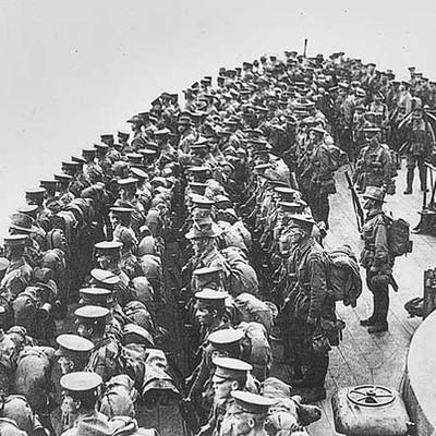 World War One- Gallipoli timeline