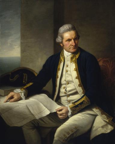 Captain Cook came to Australia