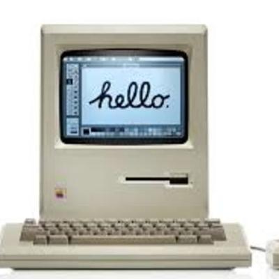 5 Generaciones de Computadoras timeline