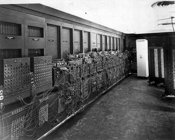 Primer computador electronico digital