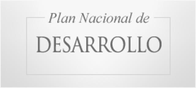 Plan Nacional de desarrollo 1983-1986(COLOMBIA)