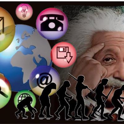 Evolución de la Tecnología Multimedia  timeline
