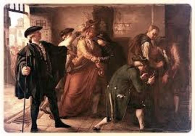 Expulsión de los jesuitas.
