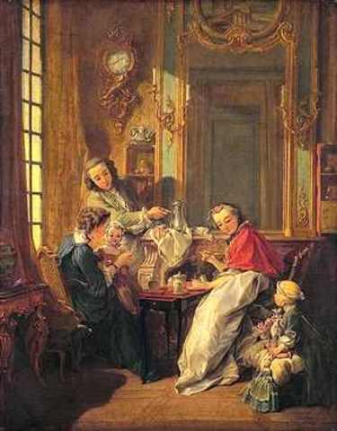 Siglo XVIII. Intrusión