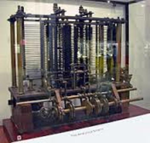 Babbage- maquina analitica