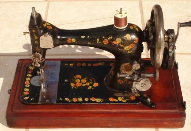 Maquina de coser Mod. NEW FAMILY