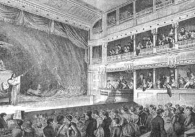 Renaissance Drama in England