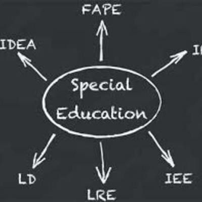 Special Education Law timeline