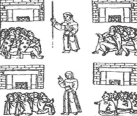 Ordenanza real para fundar lugares para la castellanización