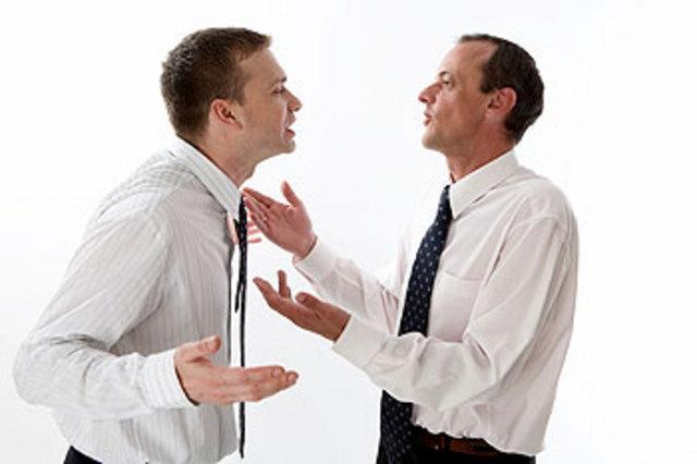 Political Dispute