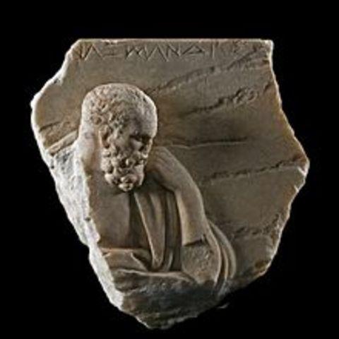 B.C  Anaximander's Proposal