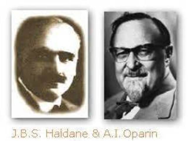 Parin and Haldane's Proclamation