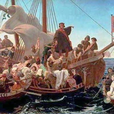 European colonization of 'Murica timeline