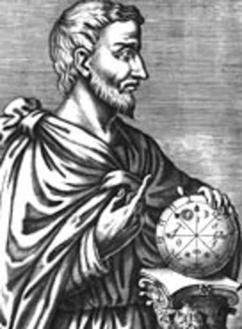 Pythagoras was an influential Greek mathematician and philosopher, best known for the theory to which he gave his name.