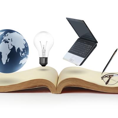 Evolución de la Tecnología Educativa timeline