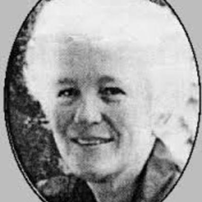 Sr Irene McCormack  timeline