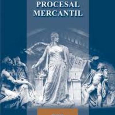 derecho procesal mercantil timeline