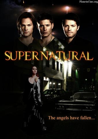 Supernatural season 11 promo